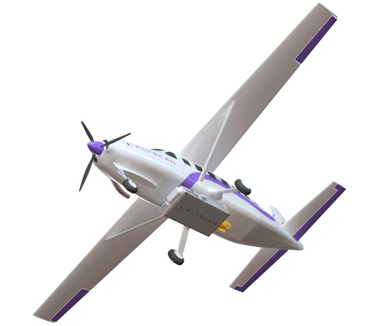 Plane-flyscan